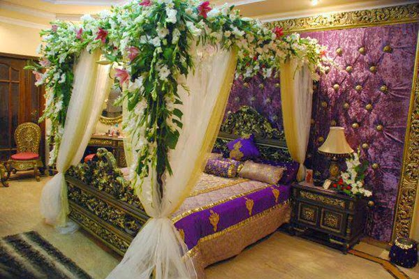 Romantic Room D Cor Ideas For Wedding Night Style