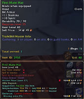 auctioneer tooltip Fab Profession Addons