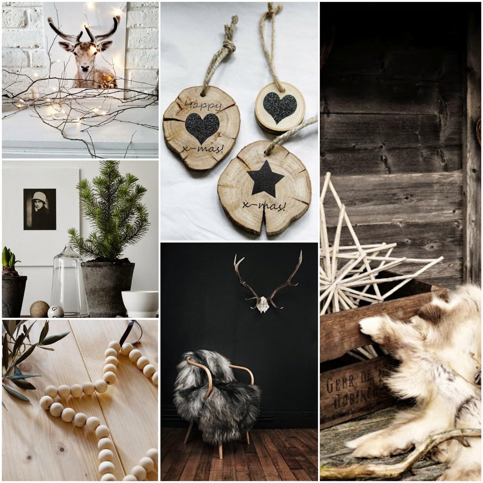 Vintage trendy l 39 inspiration du jour no l scandinave for Noel scandinave decoration