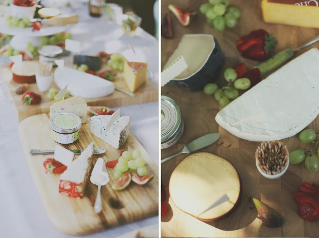 melbourne wedding cheeses