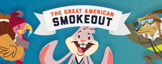 American Cancer Society - Great American Smokeout