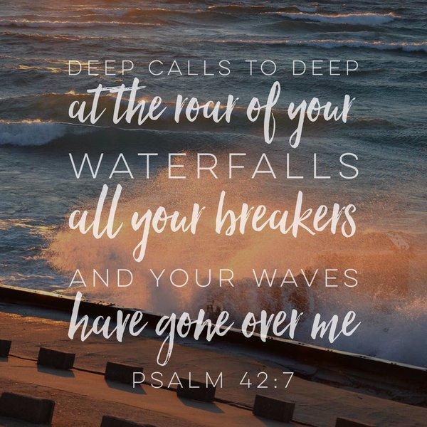 Psalm 42:7