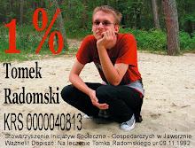 1% dla Tomka