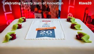 Celebrating 20 Years of Java