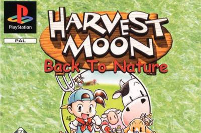 Harvest Moon Back To Nature di PC dan Android