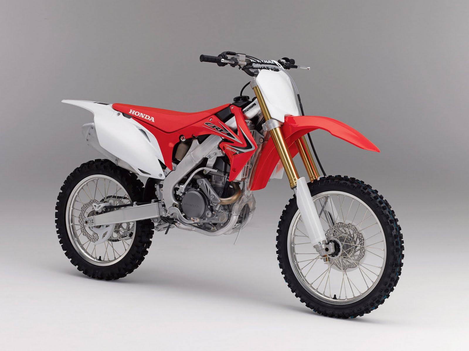 2012 Honda CRF 150 F