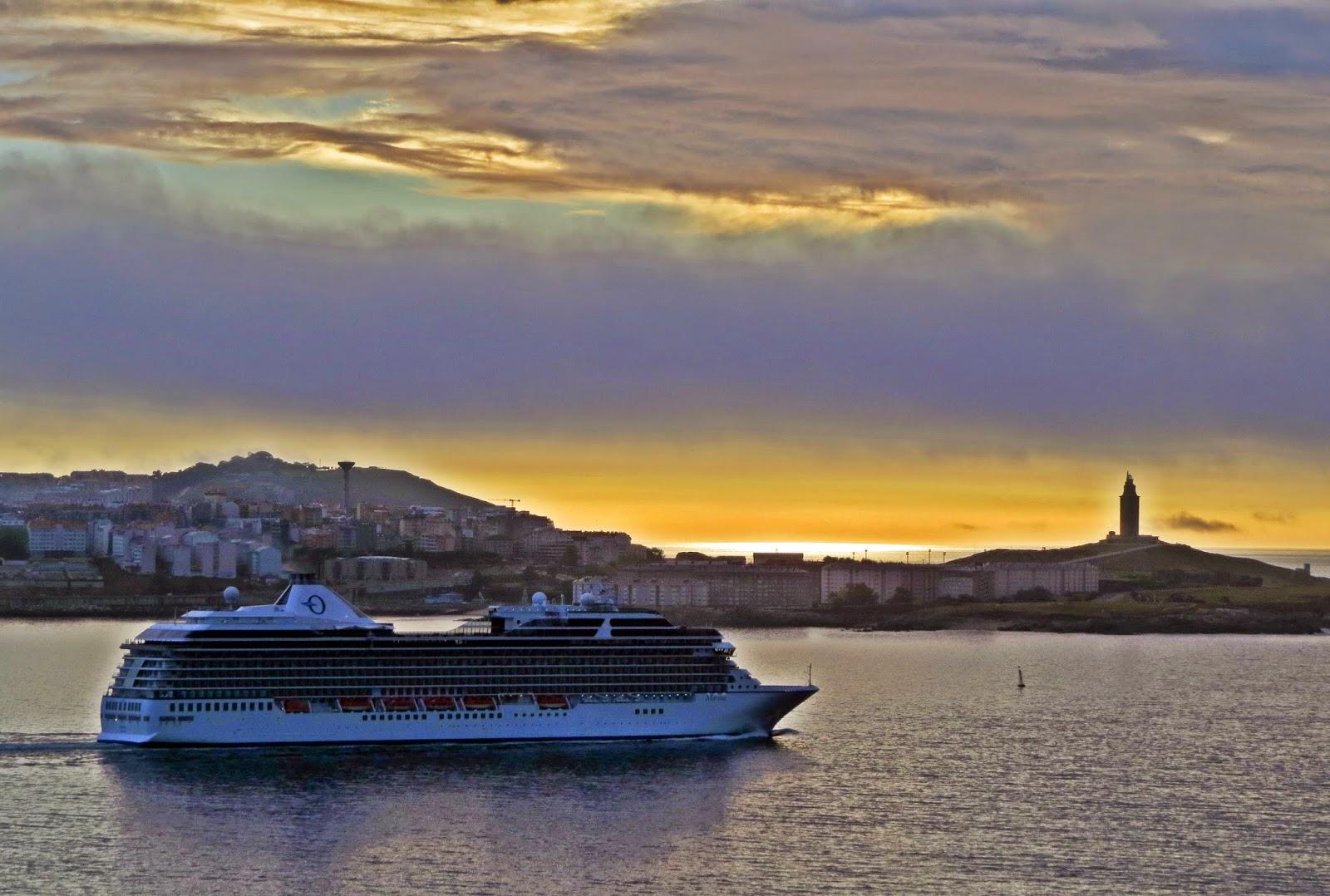 Cruceros en la Ciudad de Cristal: septiembre 2014