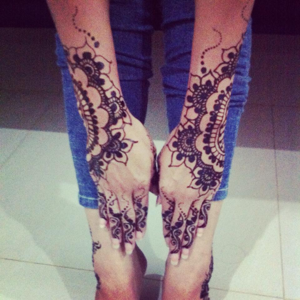 Mufty Henna