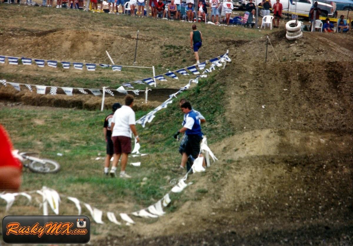 Damon Bradshaw Broome Tioga 1995