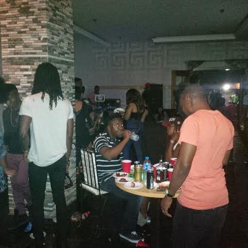 Photos from Iyanyas house birthday party AshawoNews latest news