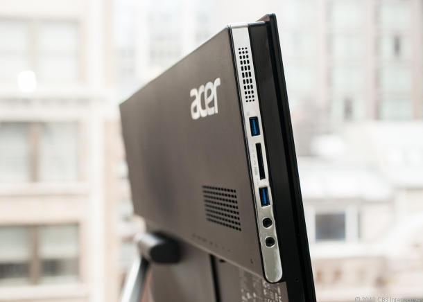 Aspire 7600U high-end Windows 8 all-in-one PC, Komputer terbaru dari Acer