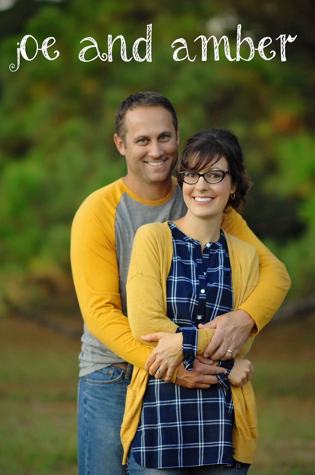 Joe & Amber
