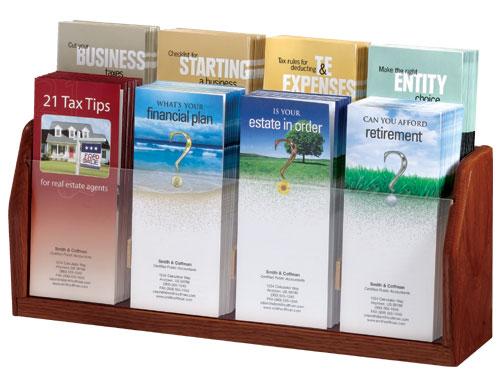 brochure business card holder9 - Rack Card Holders