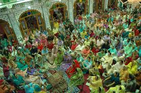 Sindhi gurudwara wedding
