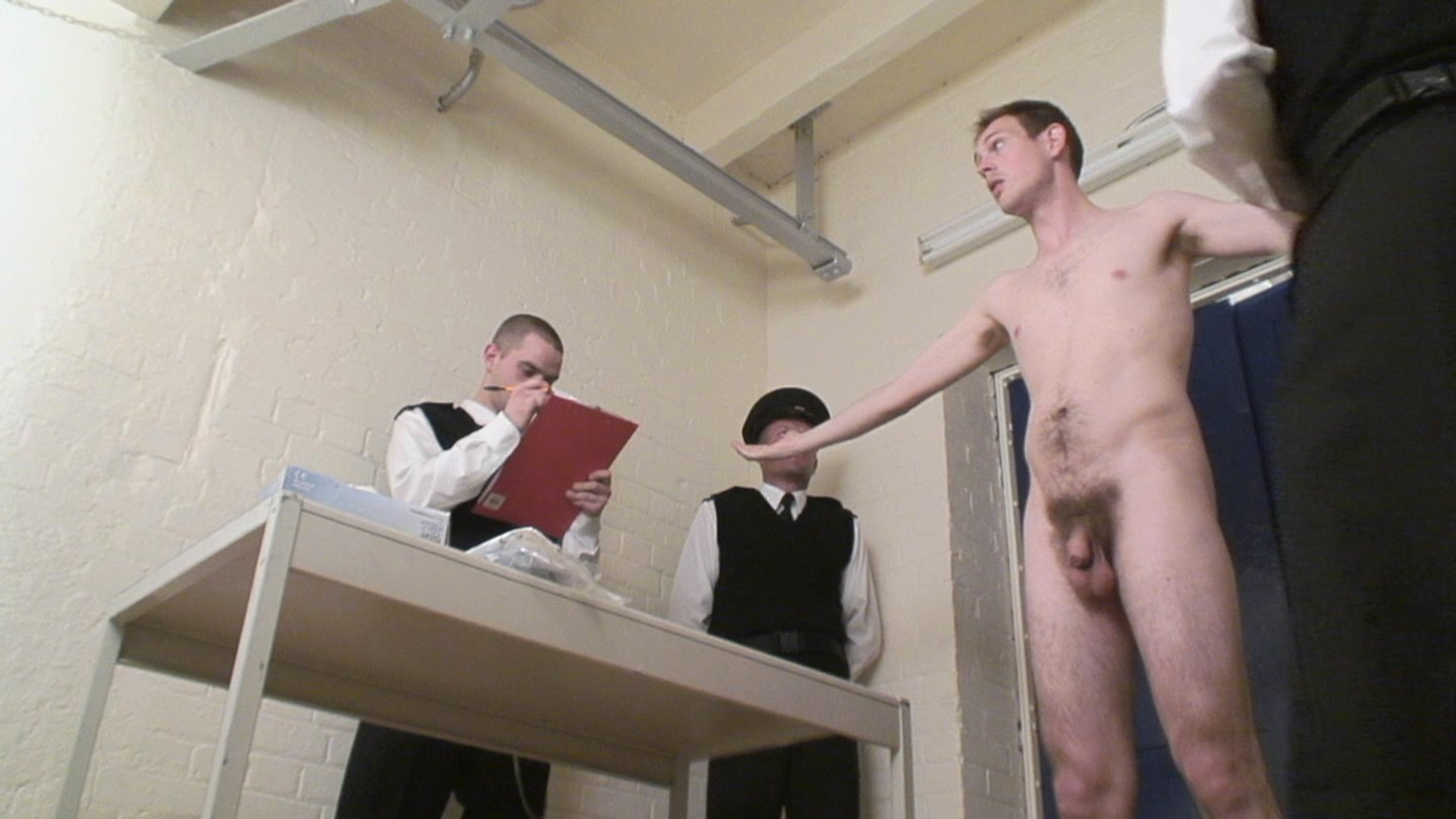 Gay voyeur prison video
