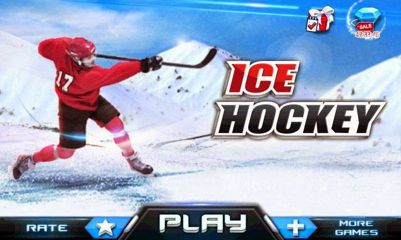 Ice Hockey 3D Gameplay Android