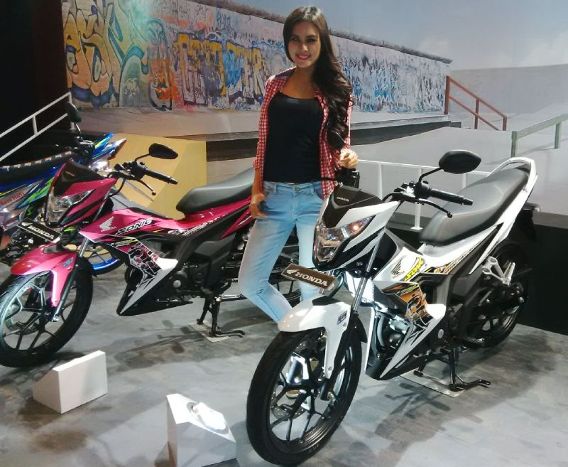 Harga Motor Honda New Sonic 150R Dan All New CB150R