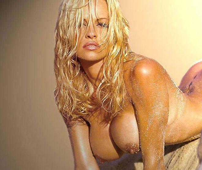 Pamela Anderson Titten Fotos