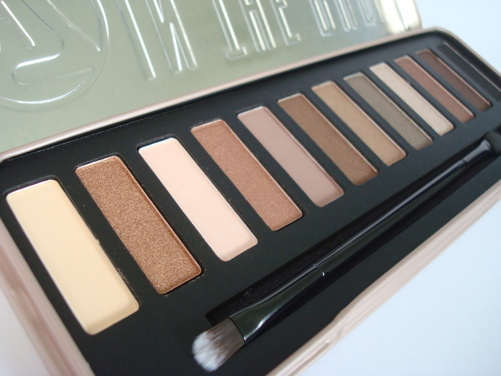 In the Buff Palette von w7