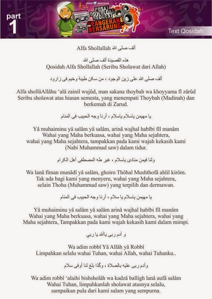 Download Top Sholawat Al Aqso Group MP3 for PC