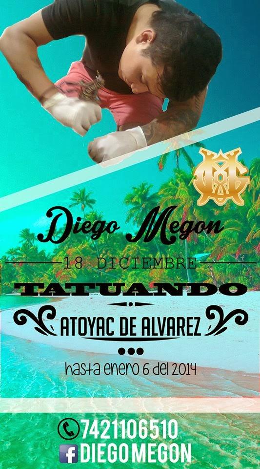 DIEGO MEGON