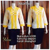 Blouse Batik DBT 4075 Harga Reseller : Rp 65.000,-