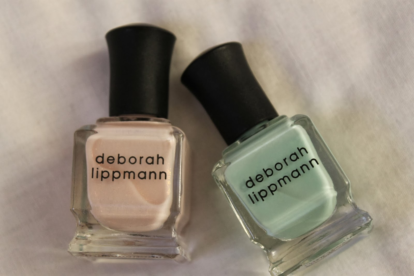 Woo Be Red: Deborah Lippmann Nail Lacquer - Spring Reveries Collection