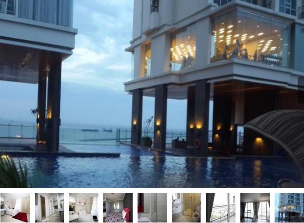Ancol Mansion Pacific Ocean Apartment Merupakan Sebuah Apartement Dengan Dua Kamar Yang Tersedia Apartemen Ini Sangat Cocok Digunakan Untuk Penginapan Saat
