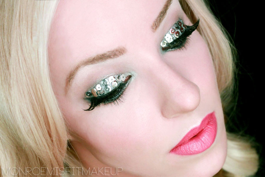 Monroe Misfit Makeup Beauty Blog Youtube Makeup Tutorial Glam