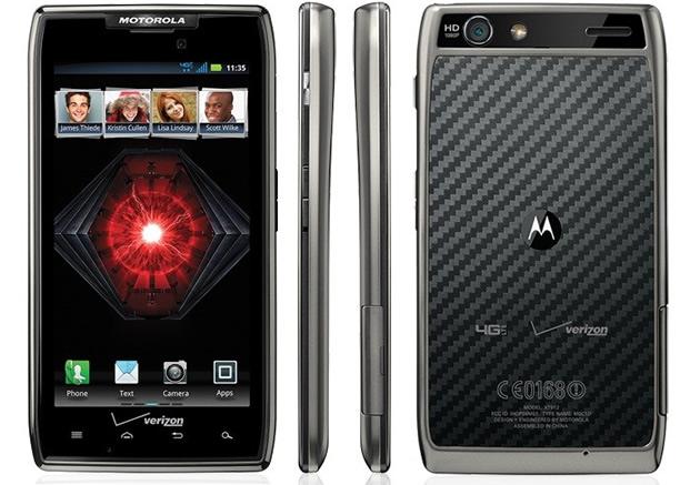 Motorola RAZR MAXX DROID