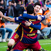 Goals From Suarez and Messi Help defeat Nine-man Athletico Madrid