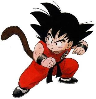 Dragon Ball Goku-do-dragon-ball-1