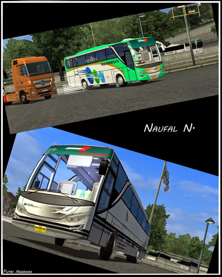 Download Mod Bus Setra Top Class For UKTS | IFAN BLOG