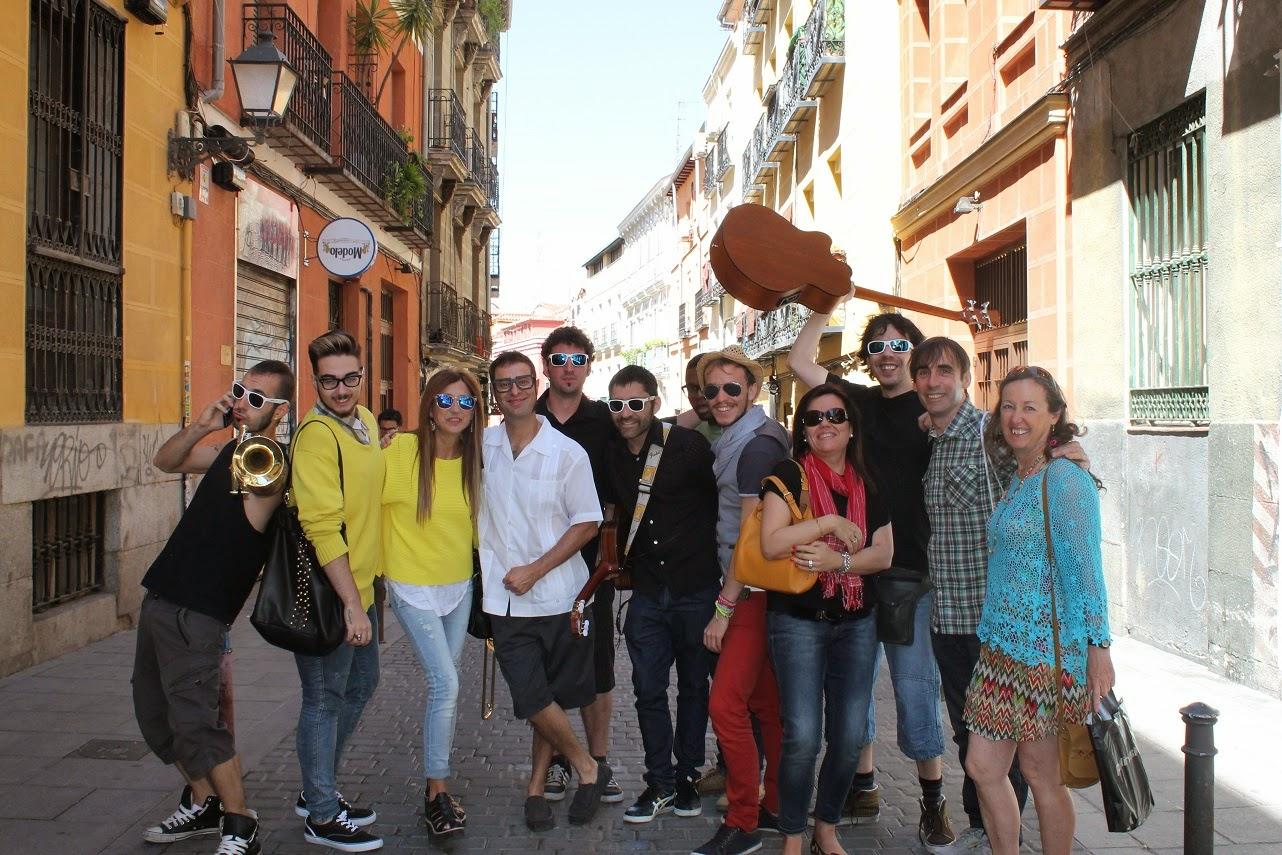 The Refrescos, Aqui no hay playa vaya, vaya..., La Medusa, Music, Summer, Sal y Sol, Nuevo disco, Blogger