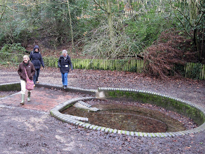 Caesar's Well, Keston common.