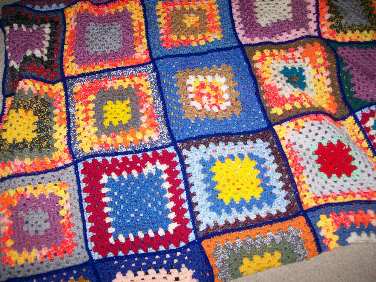 Quilt Patterns To Knit : Sew Many Quilts - Too Little Time: An Op Shop Rescue