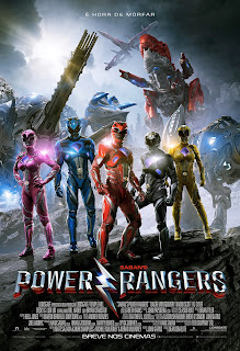 Poster de Power Rangers