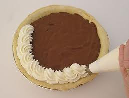 Delicious Chocolate Cream Filling