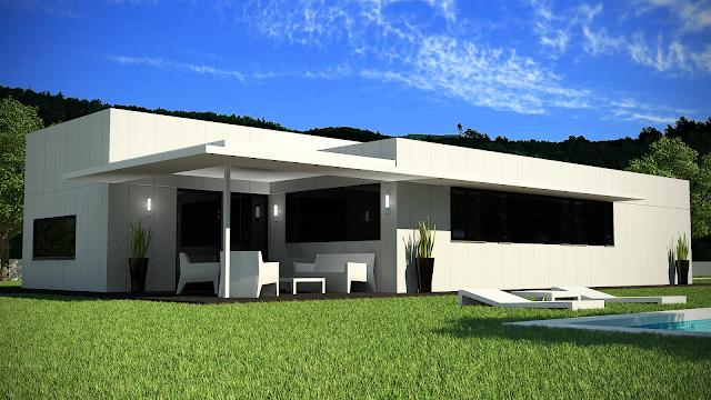 Vivienda modular Resan - Alquiler vivienda modular