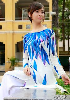 Co giao dep nhat viet nam 003 Chân dung cô giáo đẹp nhất Việt Nam