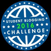 STUDENT BLOGGING 2016 CHALLENGE