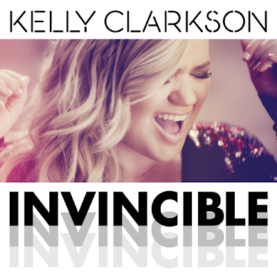 Kelly Clarkson releases another anthem with Invincible.