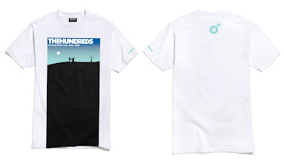 The Hundreds Ten Year Top Ten T-Shirts Collection - Waiting