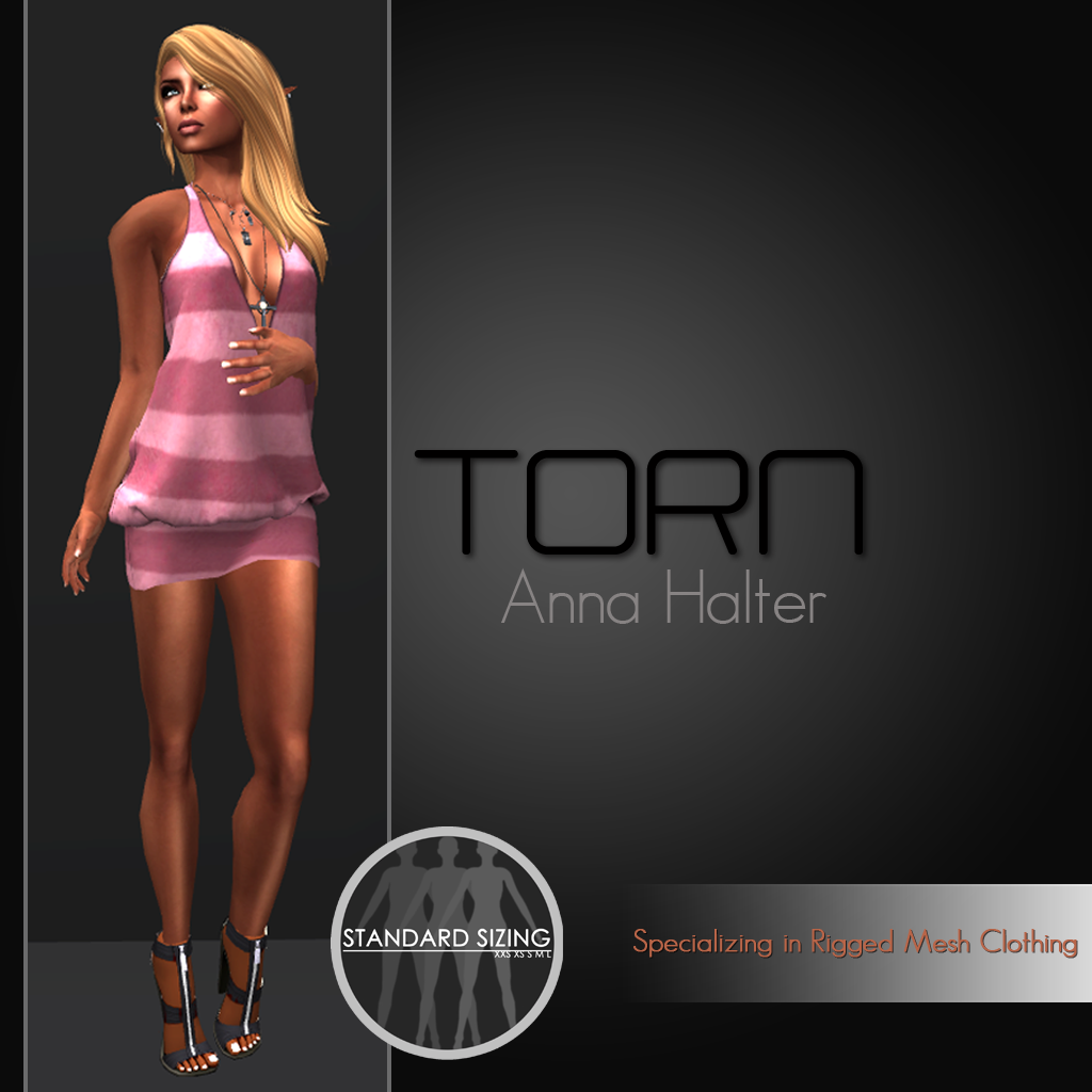 ... mesh clothing can be created to fit most adult human female avatars and ...