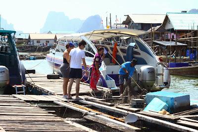 Panyee Island, Phang Nga, Thailand