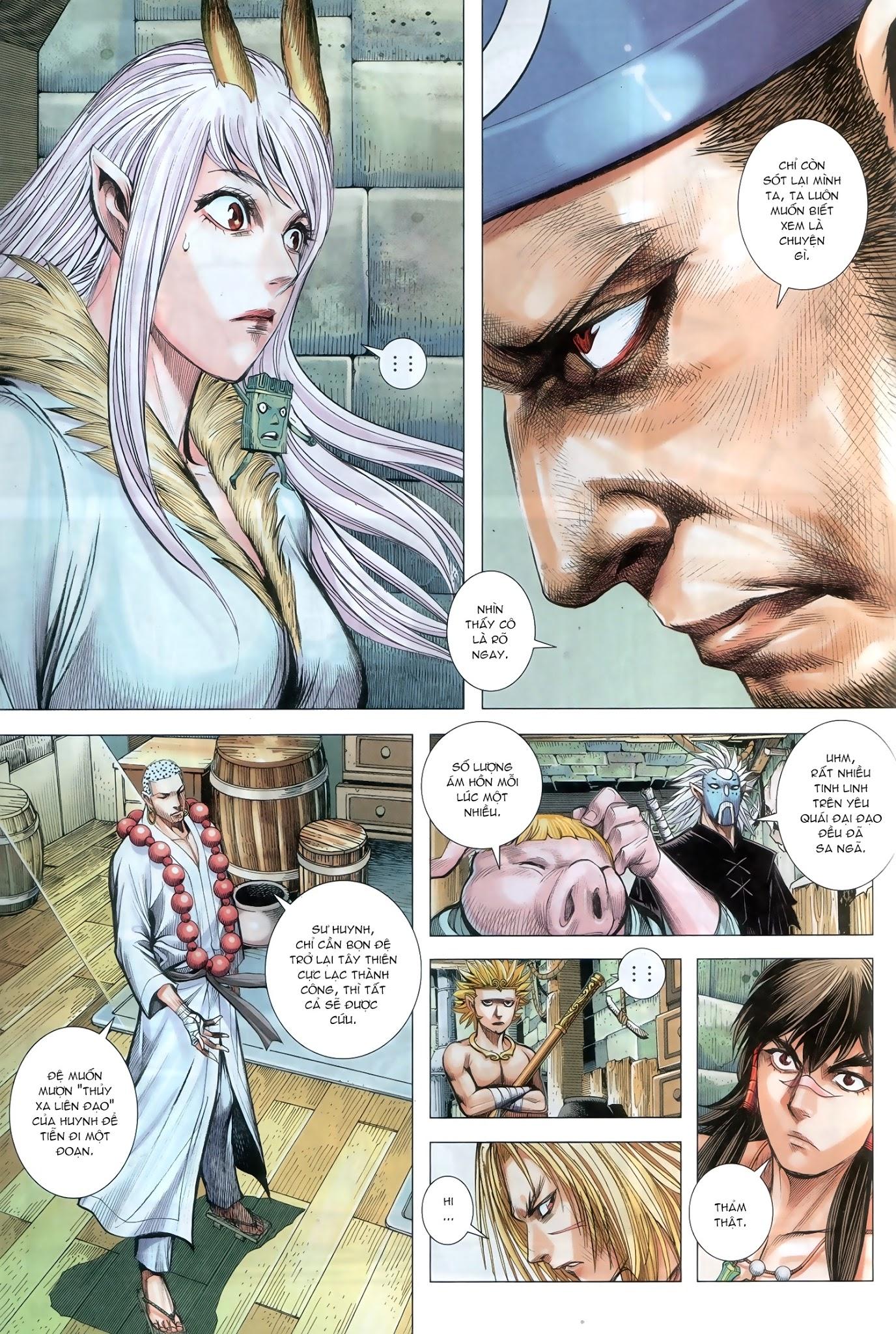 Tây Du Chap 125 - Trang 28