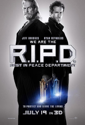 RIPD 2013 Film Poster