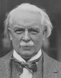 Lloyd George didn't know my father