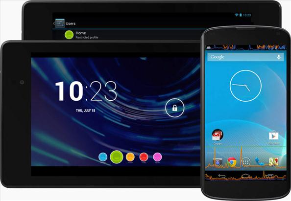 Google Android Jelly Bean 4.3
