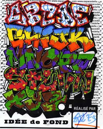 Graffiti Lingo